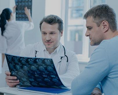 Centro especializado em Tumores do Cérebro e Coluna