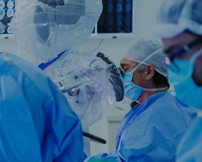 Centro Especializado em Cirurgia Robótica