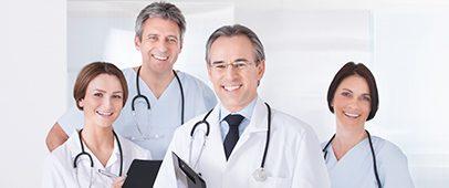 Encontre um Médico
